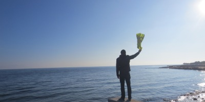 Jake Nix refugee crisis Lesvos