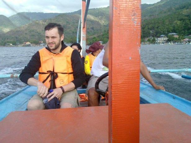 Jake Nix boat lake taal