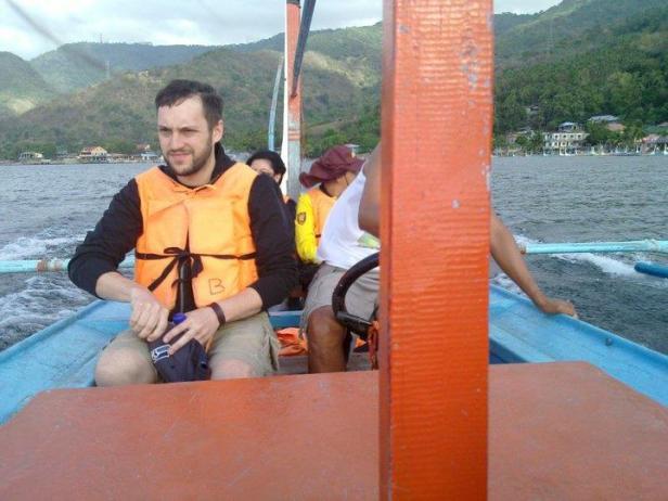 Jake Nix boat lake taal